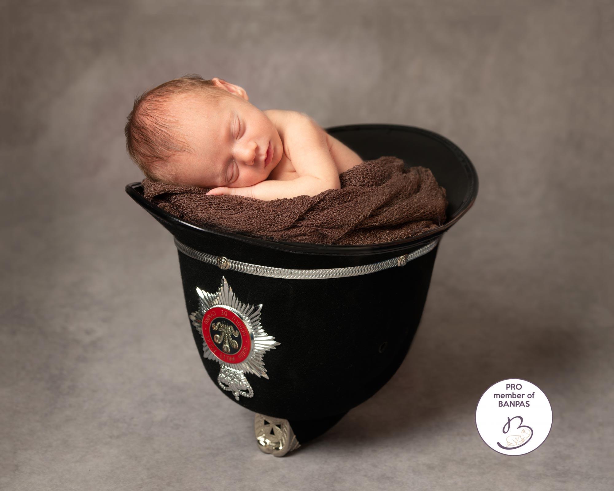 Newborn photographer in Bridgend