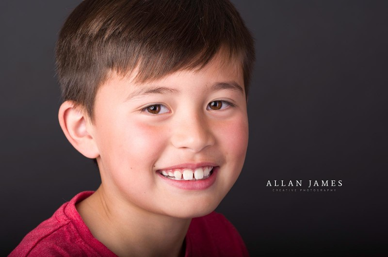 best-childrens-headshot-porthcawl-photographer
