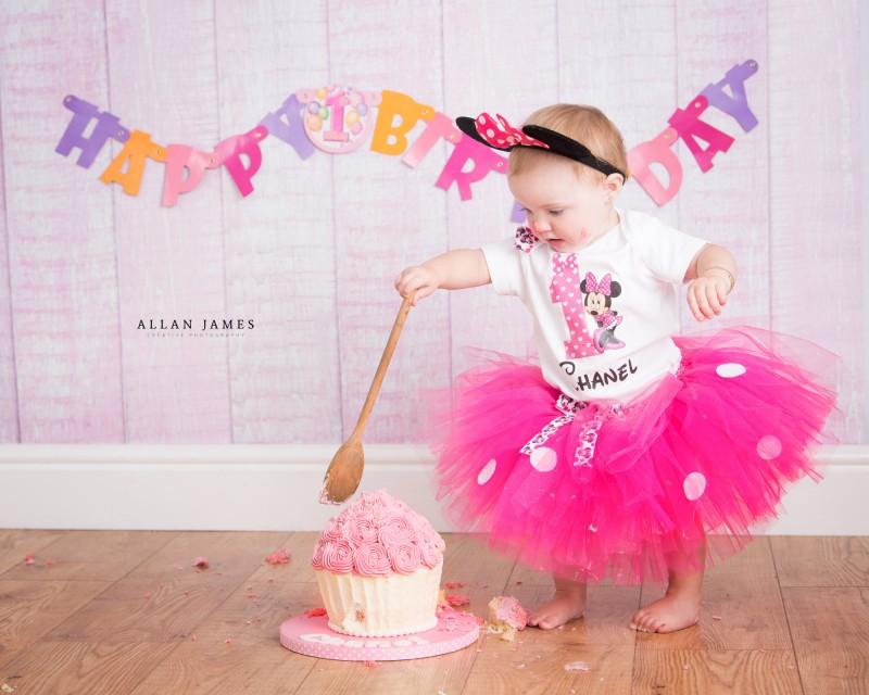 Cake-Smash-Birthday-photography-Bridgend-Porthcawl