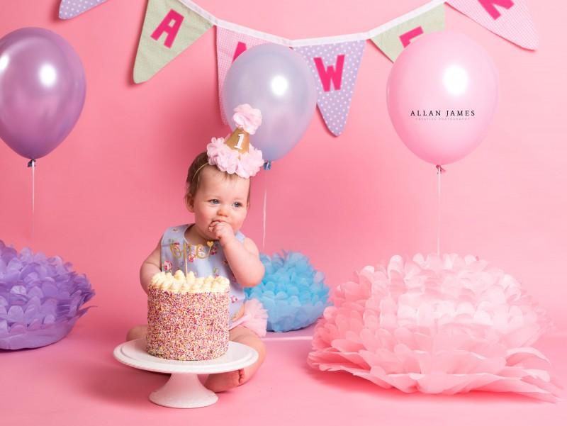 Cake-Smash-photography-Cowbridge
