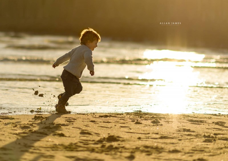 Child-at-play-Bridgend-Porthcawl-Cowbridge-Swansea-Photographer
