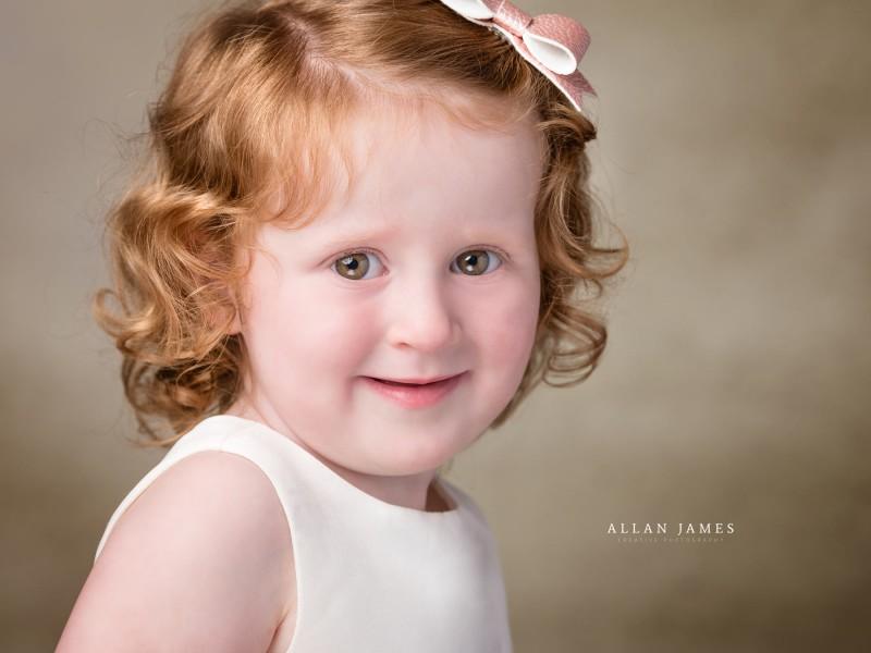 Children's Fine Art Portrait photographer Wales South Cardiff