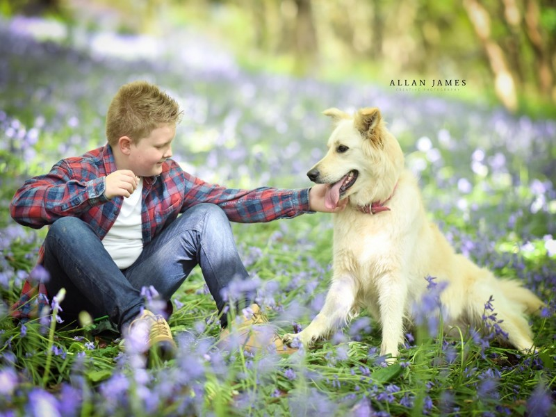 Children's portrait pet photographer bridgend south wales