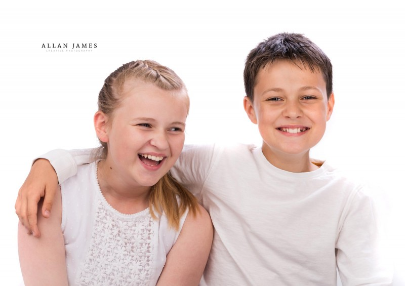 Children Family Studio Photography Welsh Allan James of Cardiff