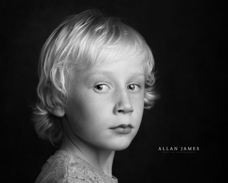 Fine Art Studio photography Bridgend Cowbridge Porthcawl Allan James