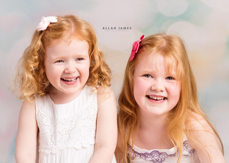 HAppy-Girls-family-portrait-bluebells-neath-port-talbot-cowbridge-redheads-photographer