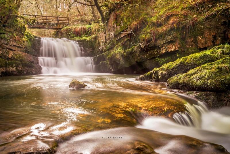 Pontneddfechan-Waterfalls-Cardiff-landscape-photographer